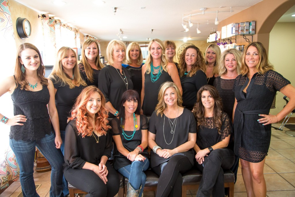 pure elements salon - staff paso robles