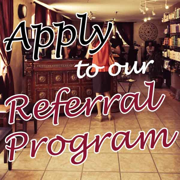 Pure Elements Salon Referral Program